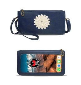Save The Girls FH-1303DB Daisy Horizontal - Blue