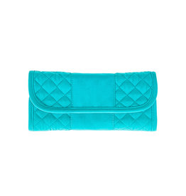 Stephanie Dawn The Convertible Wallet - SD Signature - Teal