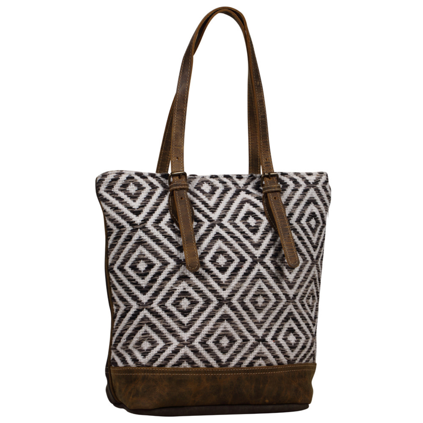 Myra Bags S-2022 Entwined Tote Bag