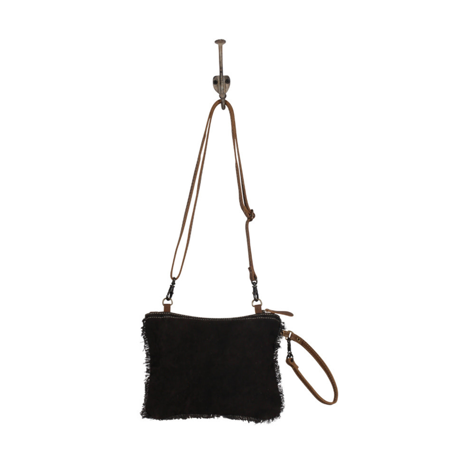 Myra Bags S-2028 Eccentric Small & Crossbody Bag