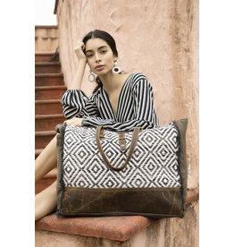 Myra Bags S-2030 Decent Blend Weekender Bag