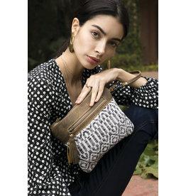 Myra Bags S-2042 Paradigm Pouch/Wristlet