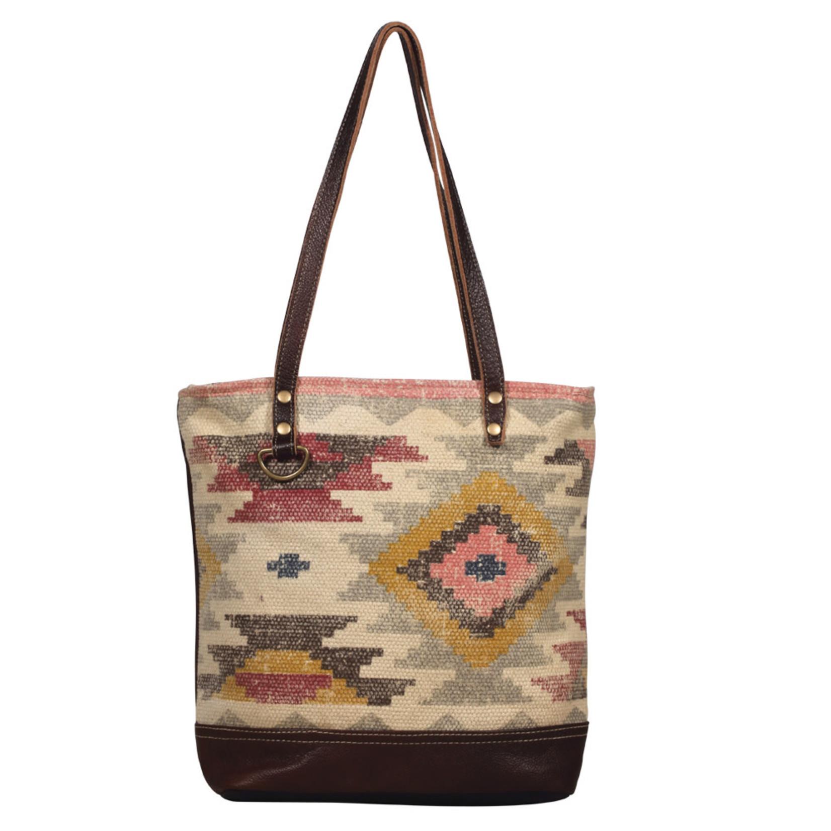 Myra Bags S-2043 Exemplar Tote Bag