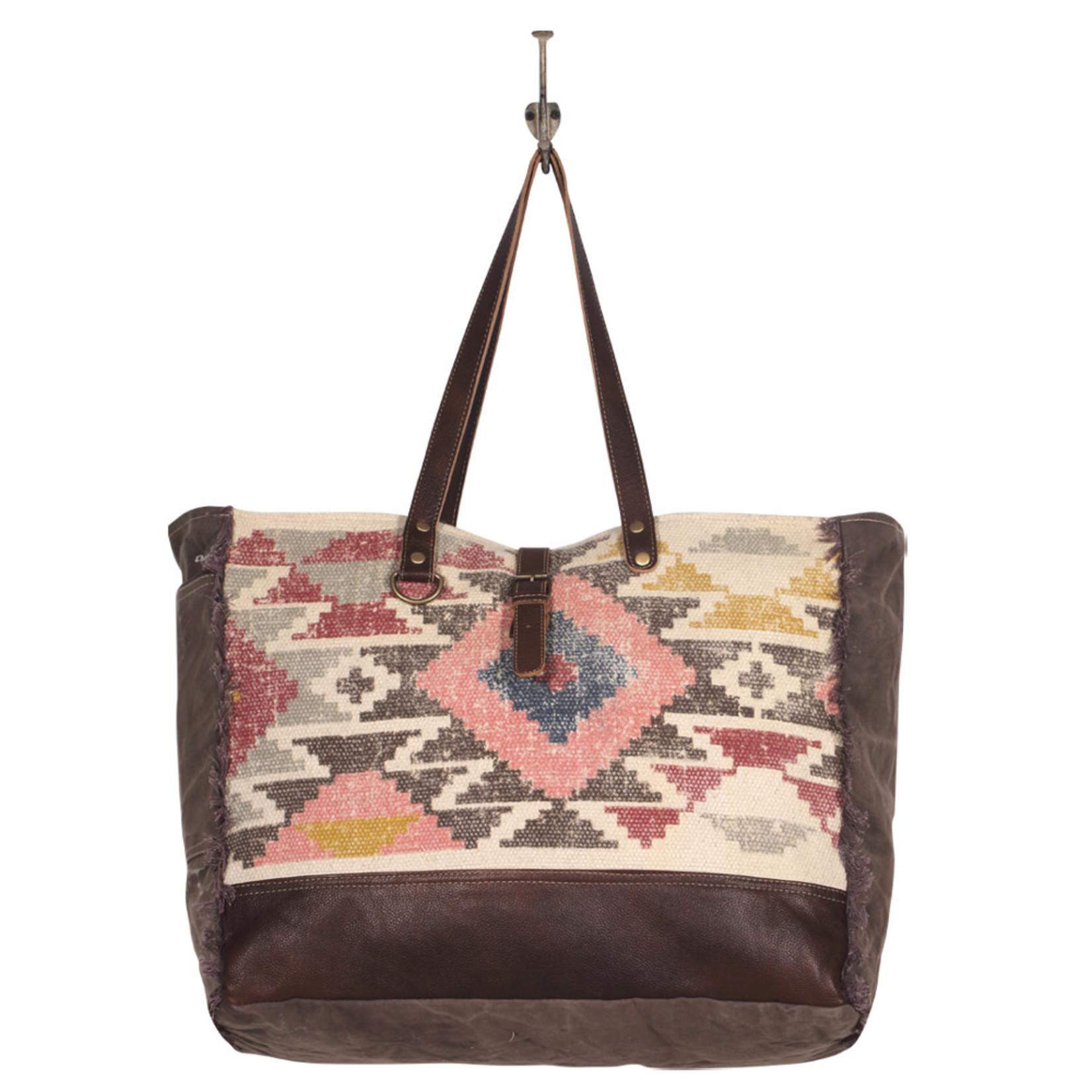 Myra Bags S-2048 Pretty Cool Weekender Bag