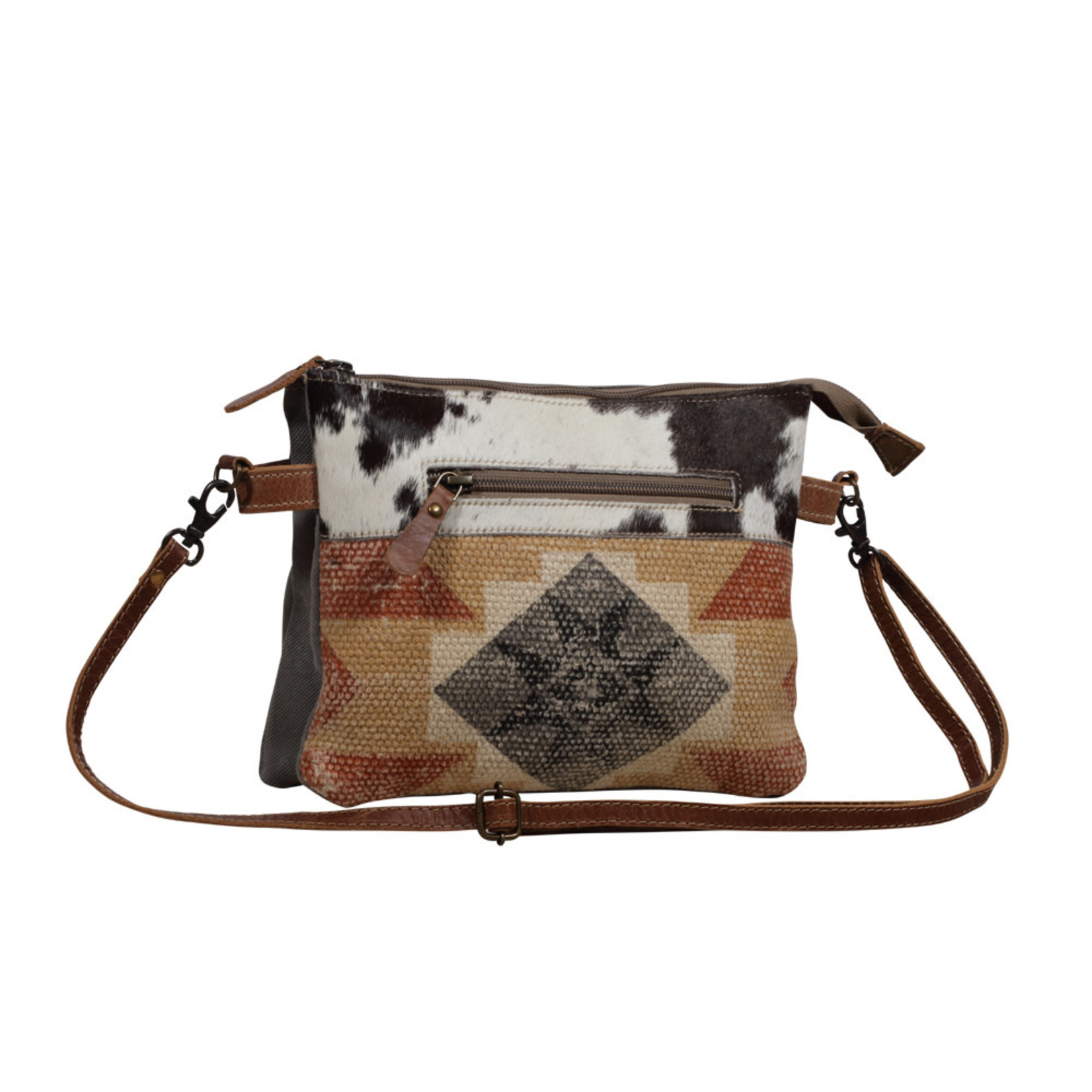 Myra Bags S-2056 Smurfy Small & Crossbody Bag
