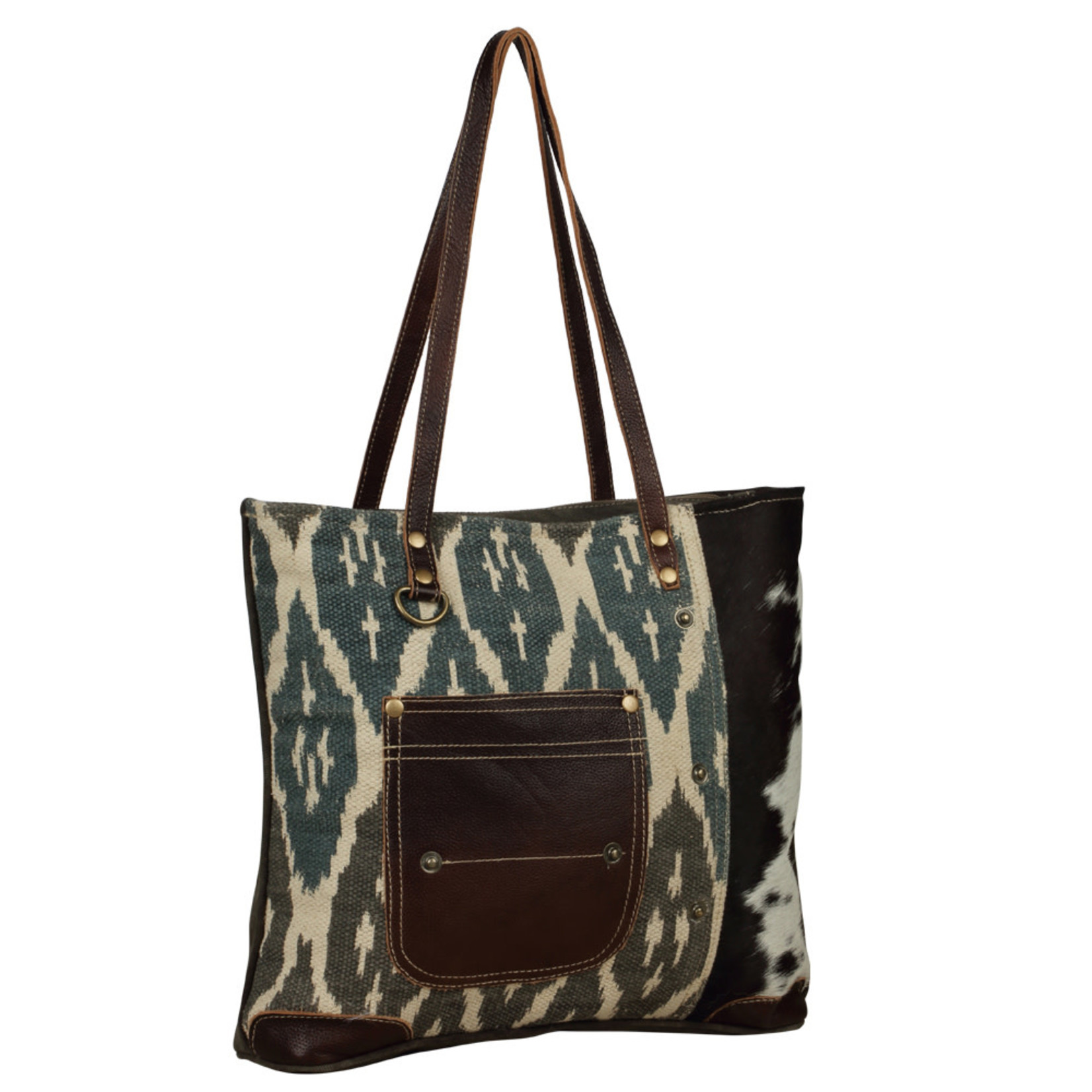 Myra Bags S-2063 Synthesis Tote Bag