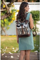 Myra Bags S-2069 Scraggy Shaggy Backpack Bag
