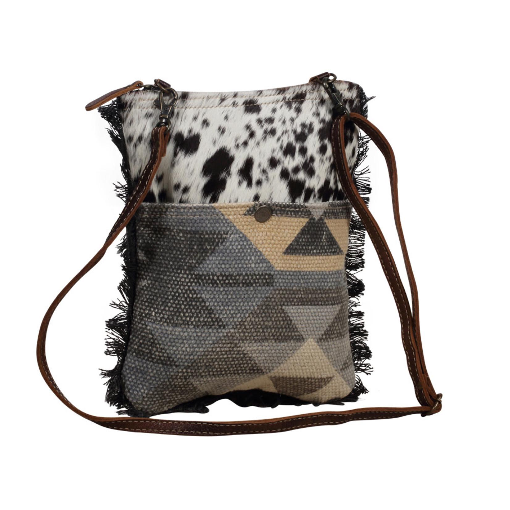 Myra Bags S-2075 Beary Hairy Small & Crossbody Bag
