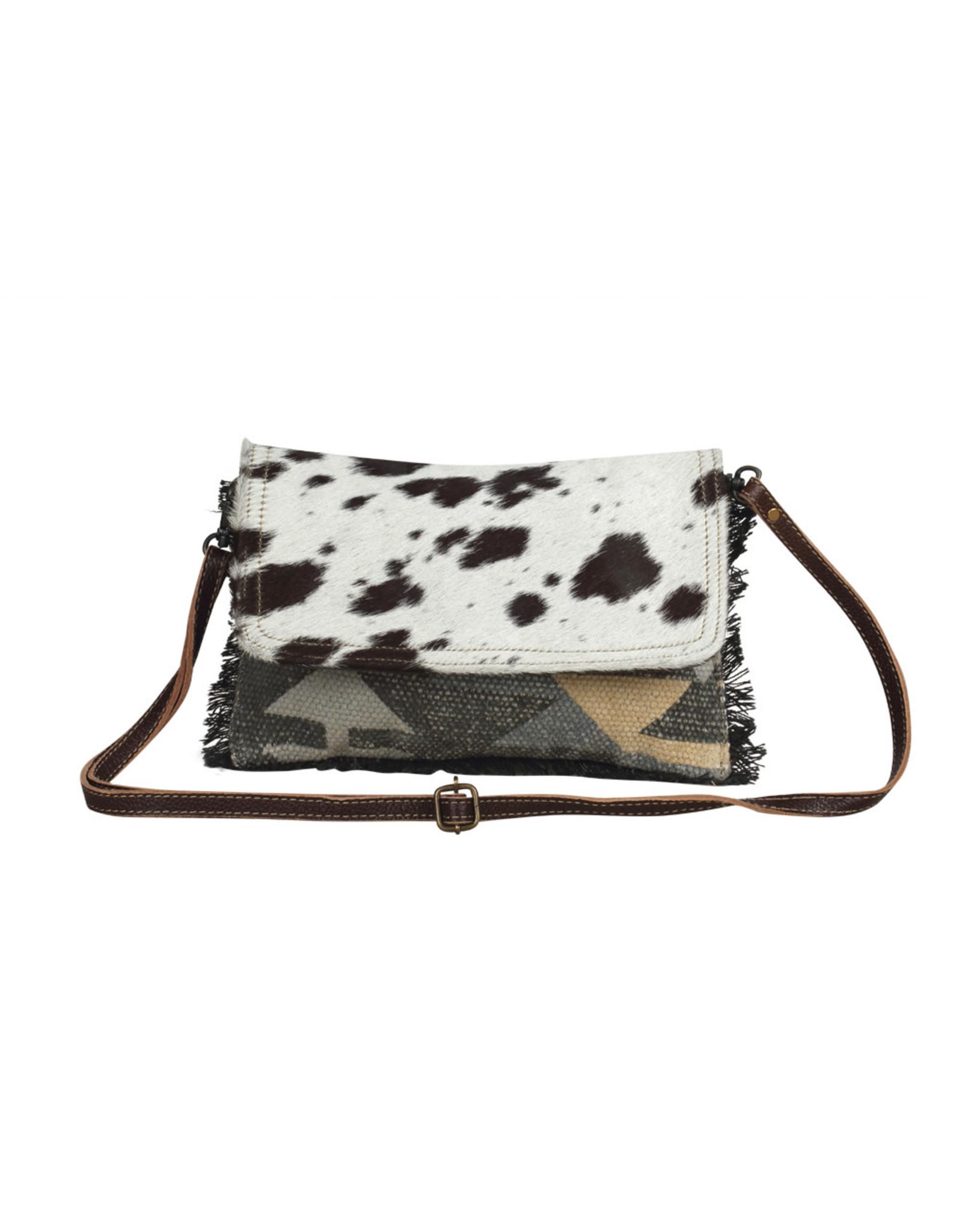 Myra Bags S-2076 Slingshot Small & Crossbody Bag