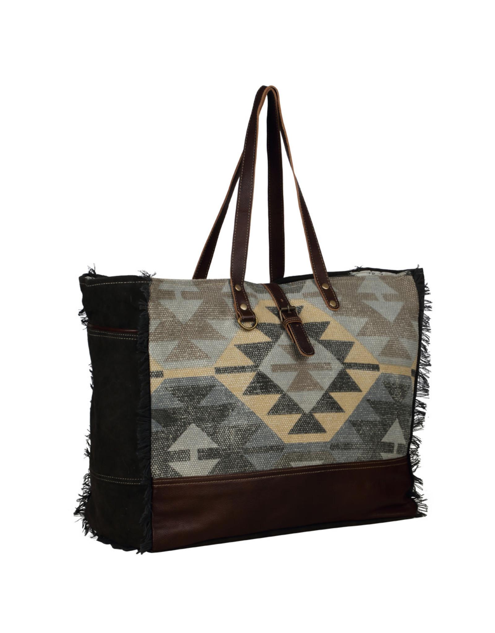Myra Bags S-2077 Everyone's Distraction Weekender Bag