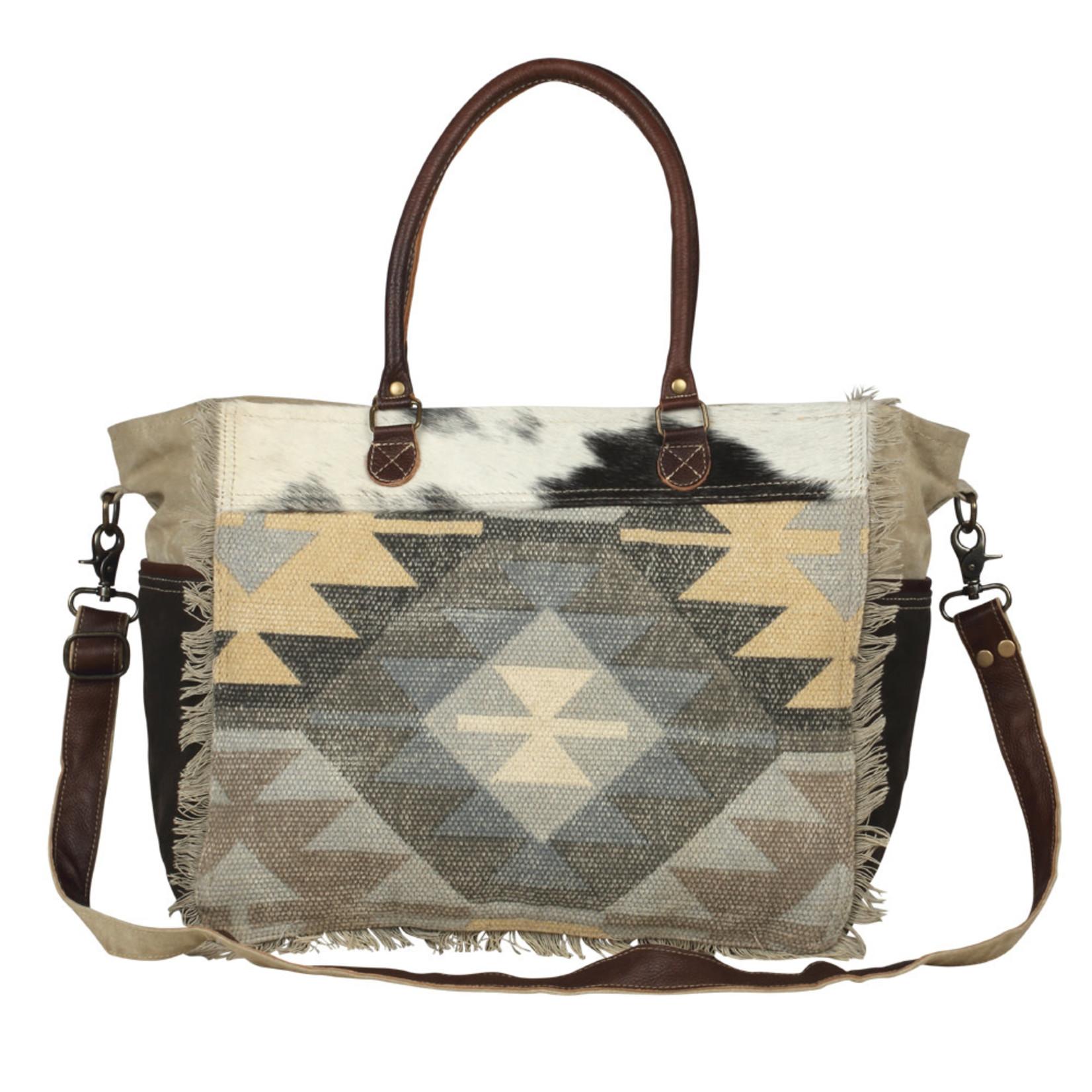 Myra Bags S-2089 Scabrous Weekender Bag