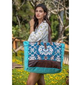 Myra Bags S-2102 Vivacious Weekender Bag