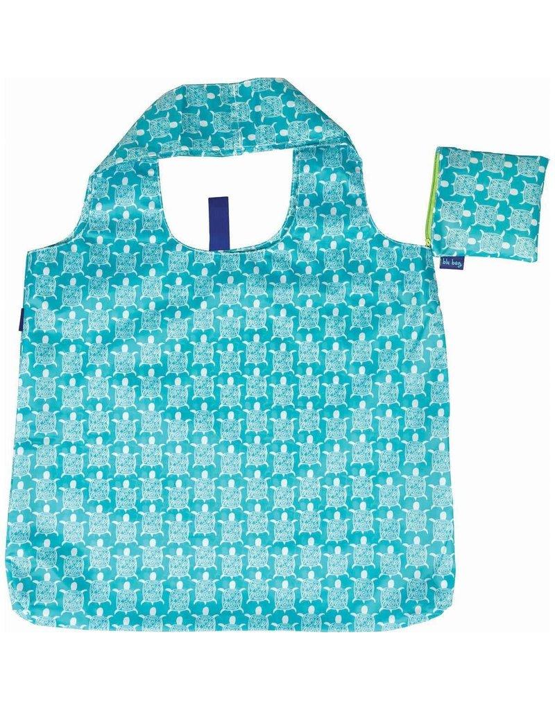 Rock Flower Paper 39-7804T-P Sea Turtle Ocean Blu Bag