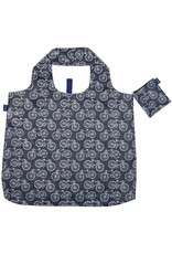 Rock Flower Paper 39-4103Q Beach Cruiser Plum Blu Bag