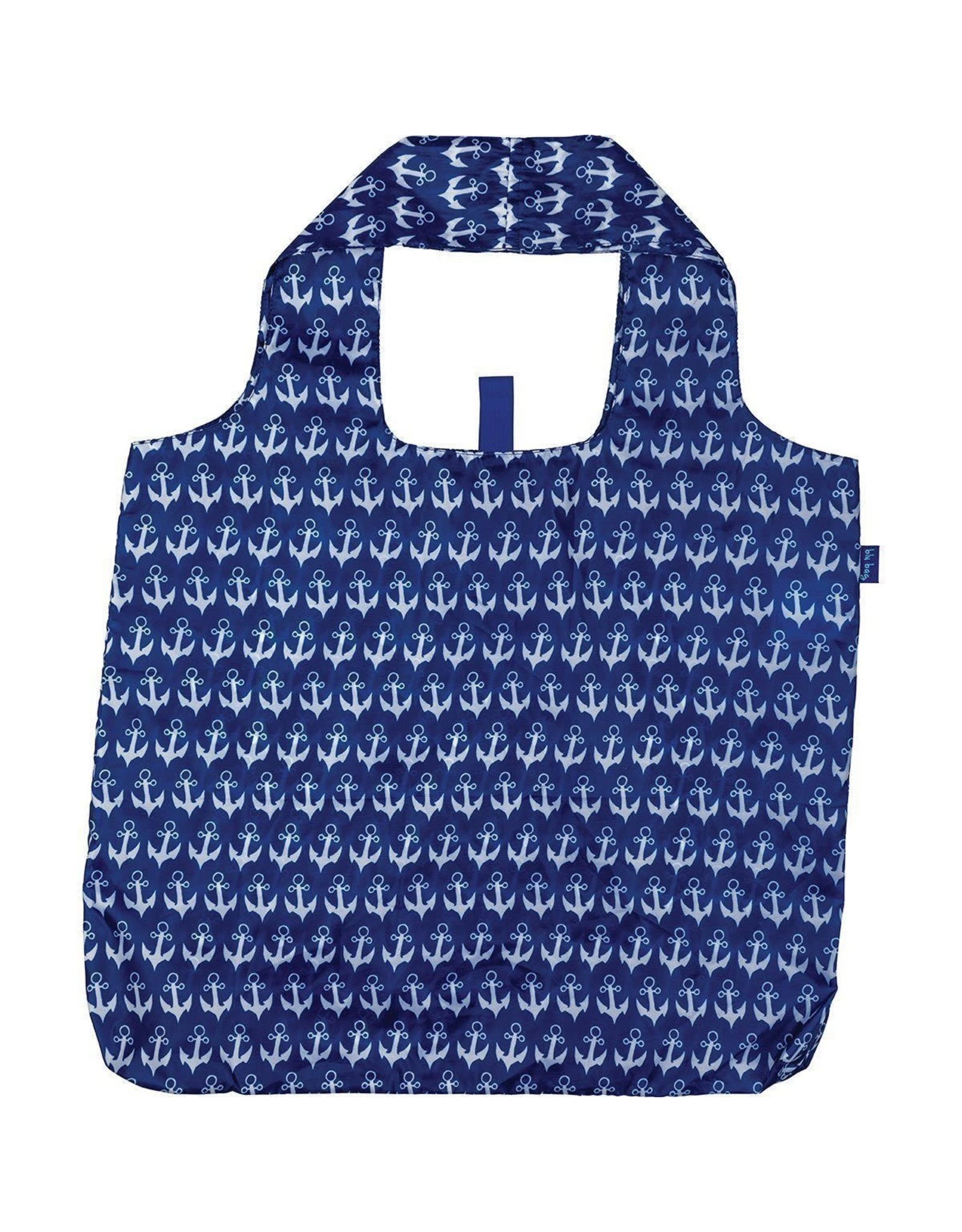 Rock Flower Paper 39-7674A Anchor Navy Blu Bag