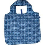 Rock Flower Paper 39-8109A Wimbledon Navy Blu Bag