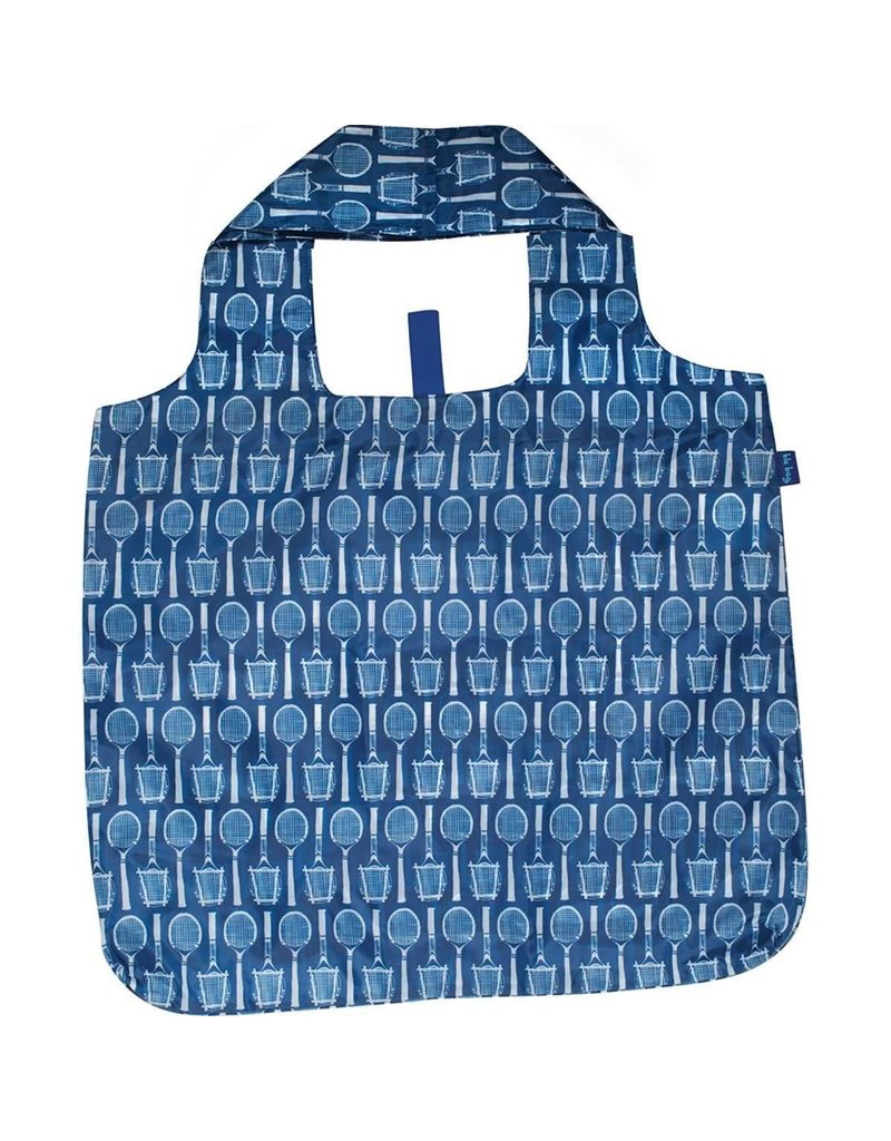 Rock Flower Paper 39-8109A Wimbledon Navy Blu Bag