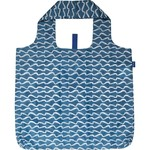 Rock Flower Paper 39-8339Q Surf Blue Blu Bag