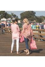Rock Flower Paper 39-8382W Lana Pink Blu Bag