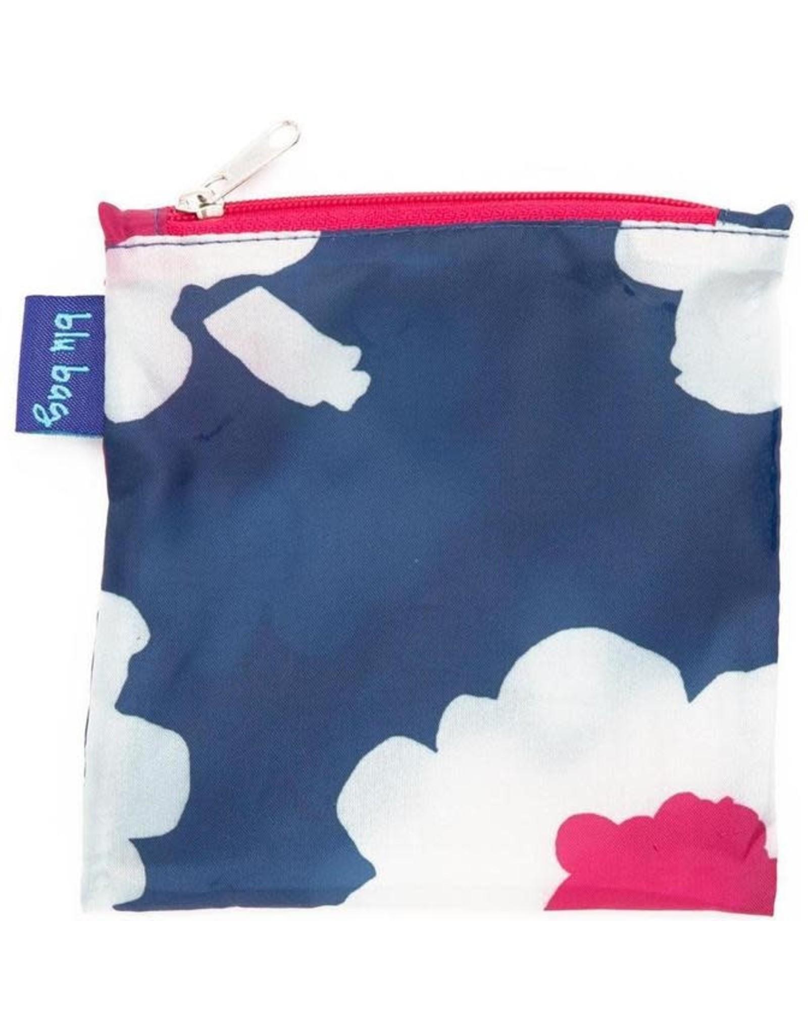Rock Flower Paper 39-8458R Adelaide Magenta Blu Bag