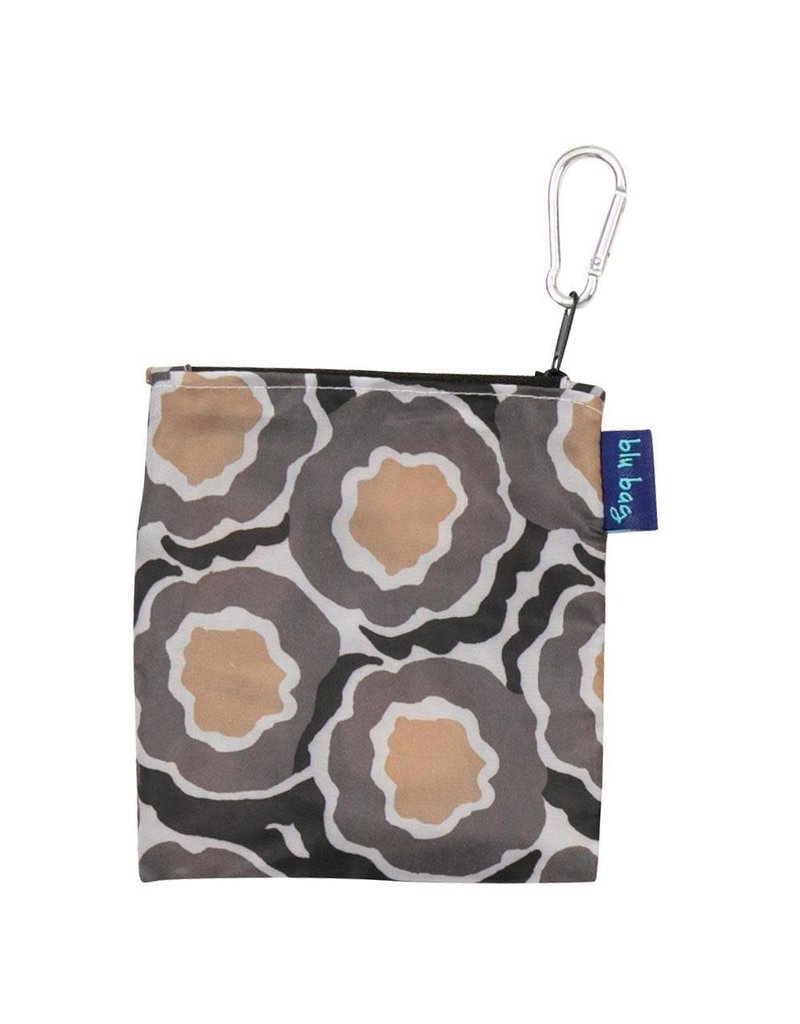 Rock Flower Paper 39-8382J Lana Black Blu Bag