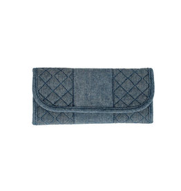 Stephanie Dawn The Convertible Wallet - Chambray