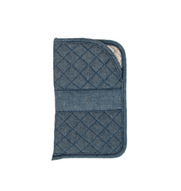 Stephanie Dawn Large Sunglass Case - Chambray