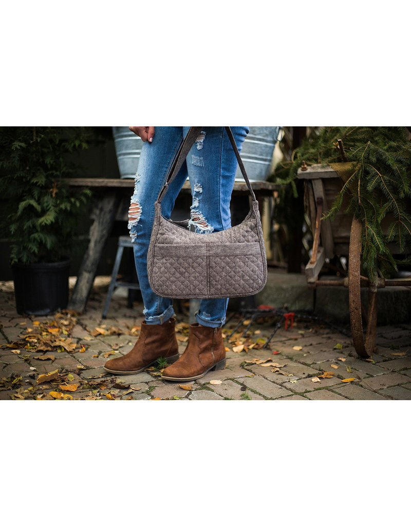 Stephanie Dawn Shoulder Bag - Carousel