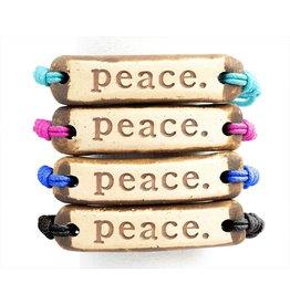 MudLOVE peace