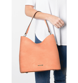 Noelle (Simply Noelle) HBN5031 Boardwalk Hobo - Coral