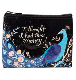 Blue Q Coin Purse - I Thought I Had More