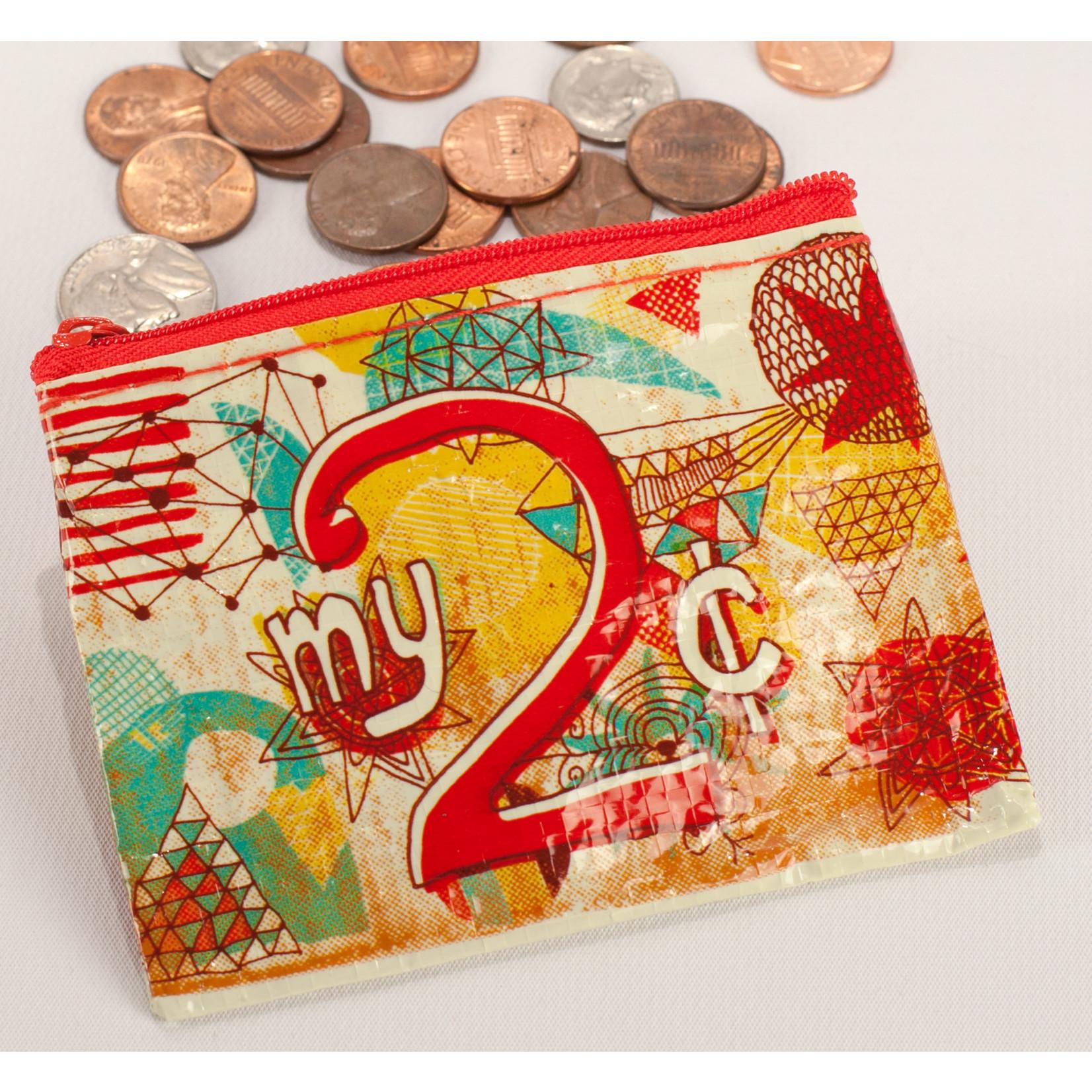 Blue Q Coin Purse - My 2 Cents