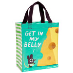 Blue Q Handy Tote - Get In My Belly