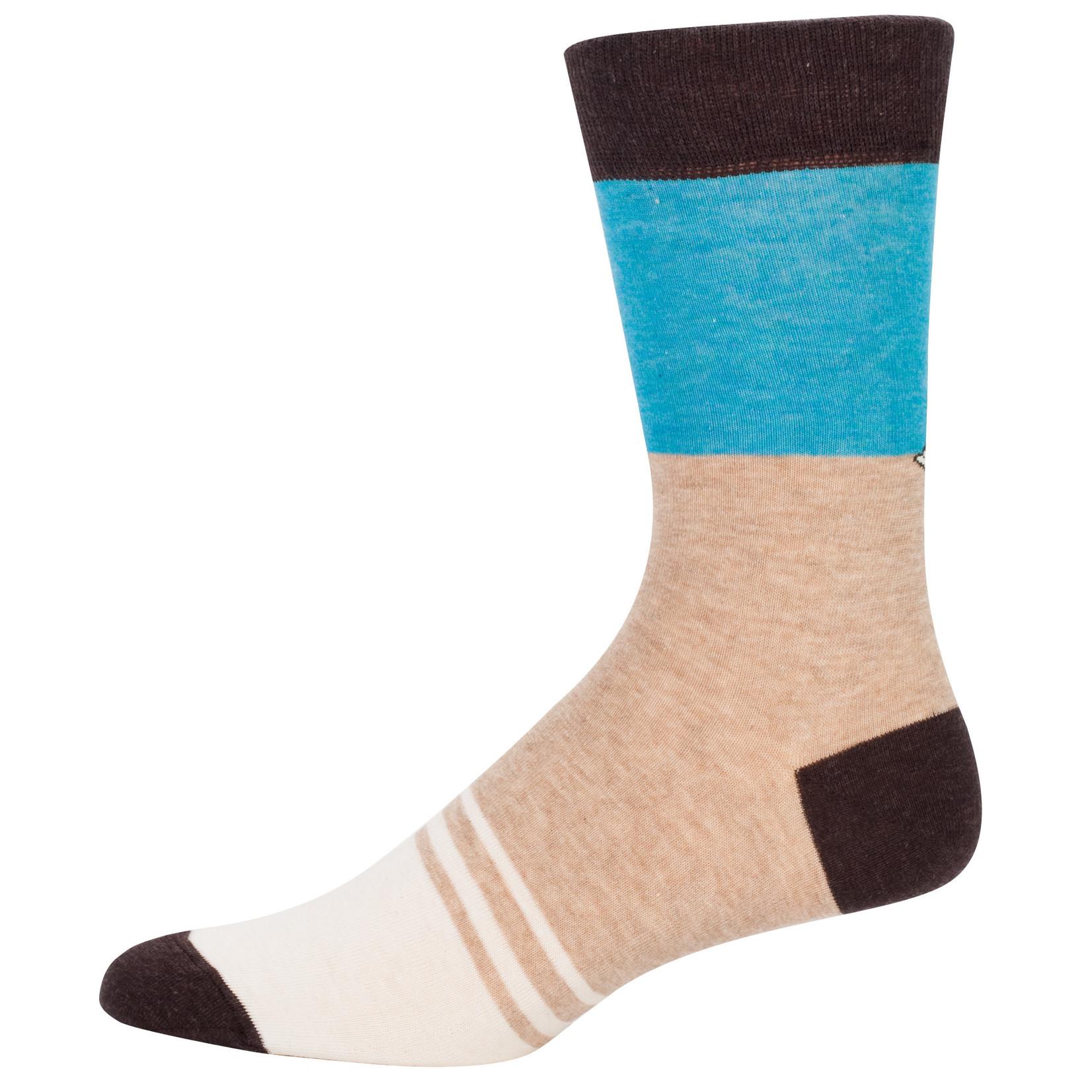 Blue Q Mens Crew Socks - Mr Perfect