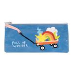 Blue Q Pencil Case - Full Of Wonder