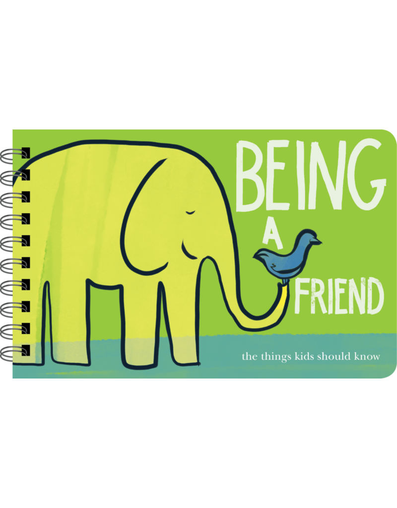 papersalt Being a Friend - A Book About Friendship for Kids
