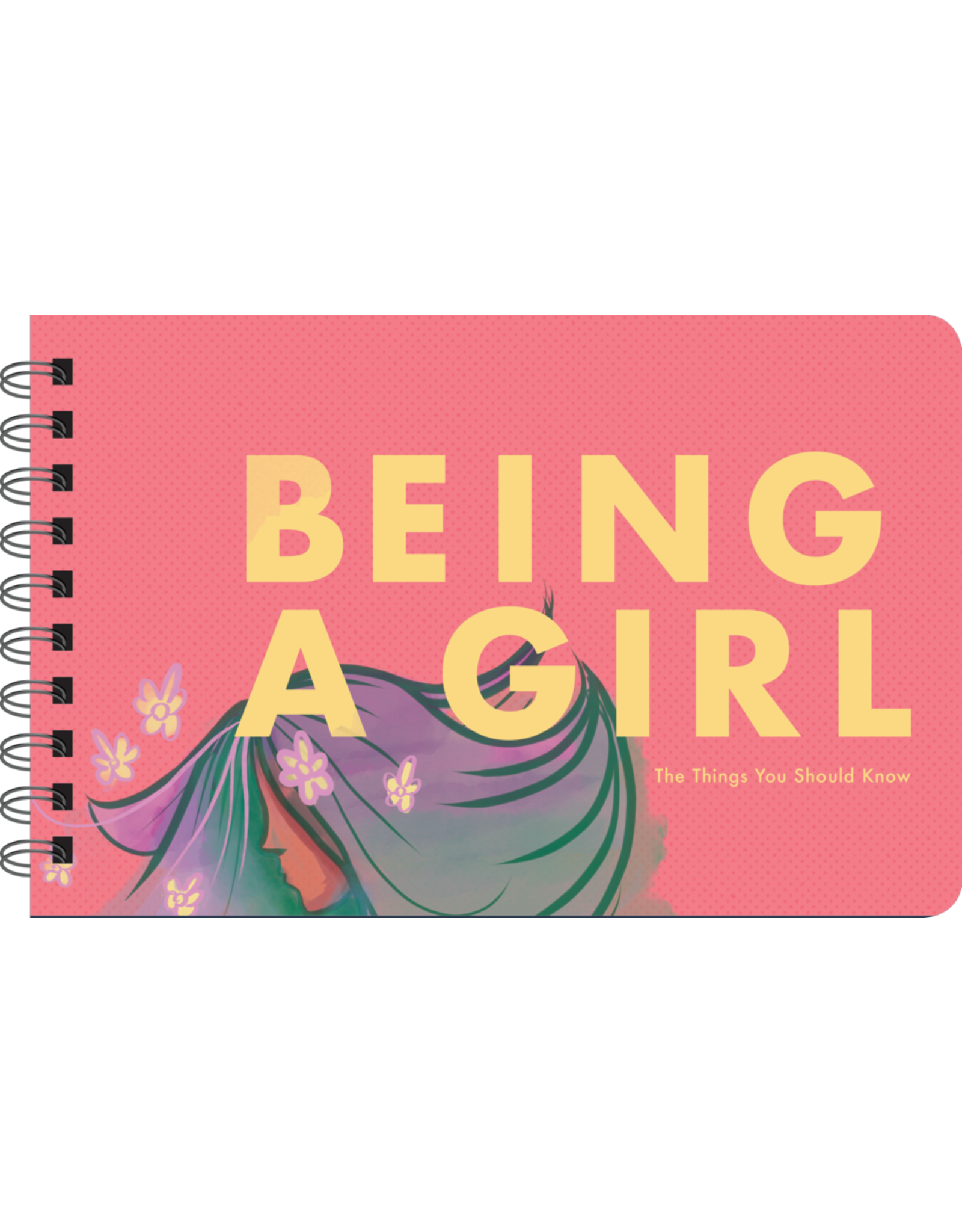 papersalt Being a Girl - Inspirational Book for Young Girls