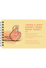papersalt Being a Boy - Inspirational Book for Young Boys