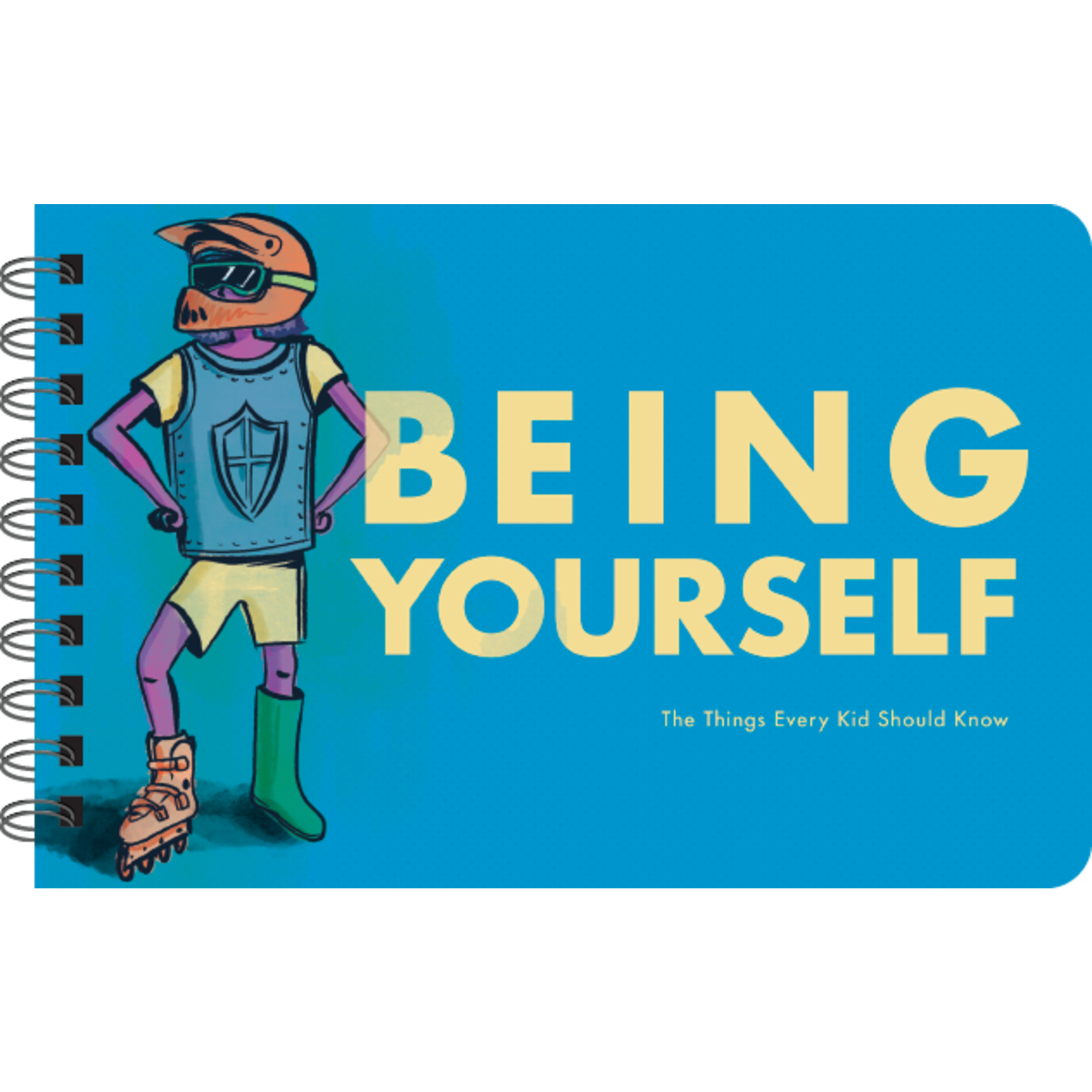 papersalt Being Yourself - Inspirational Book for all Kids