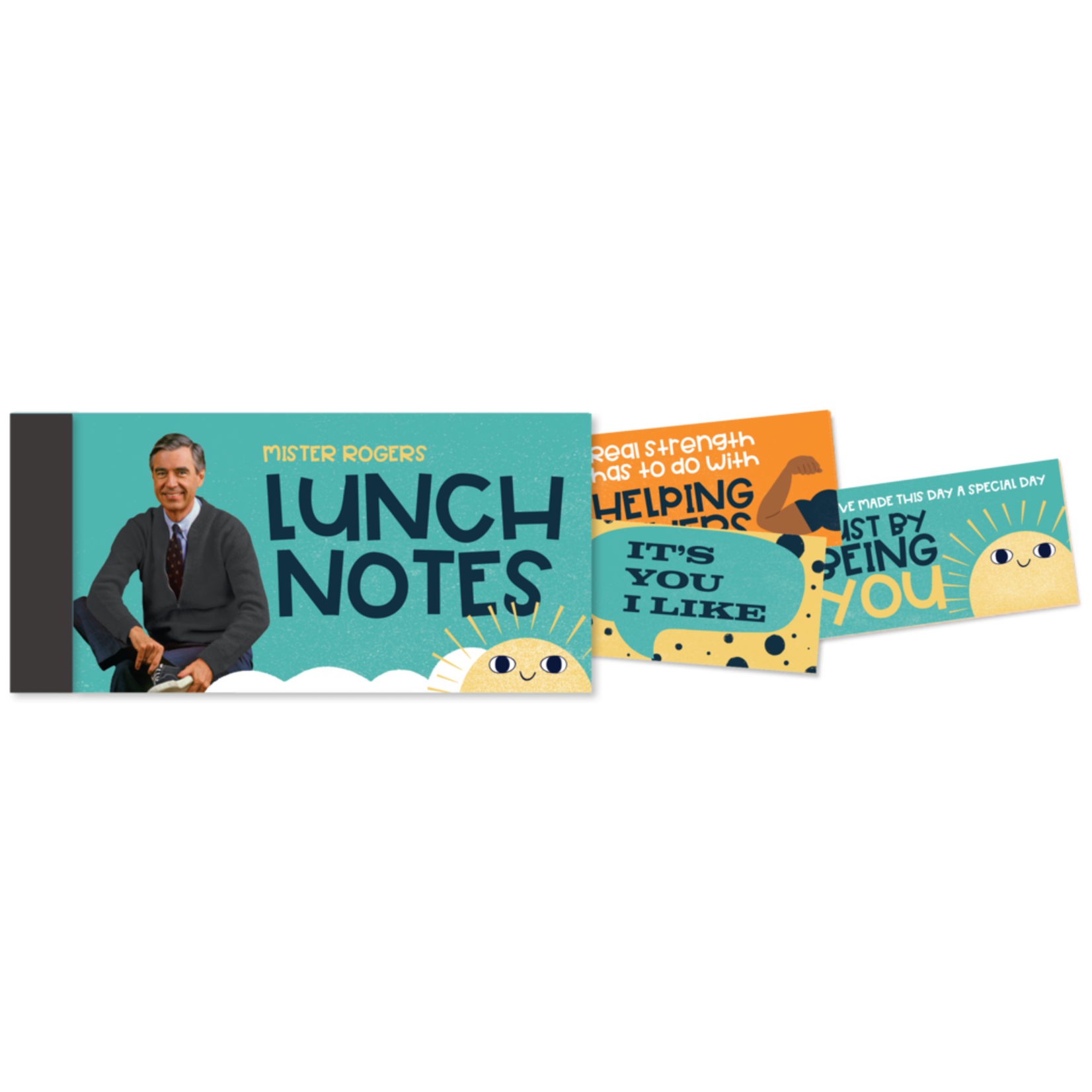 papersalt Lunch Notes:  Mister Rogers