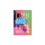 papersalt Magnet:  I Can and I Will