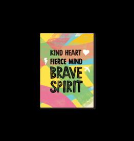papersalt Magnet:  Kind Heart