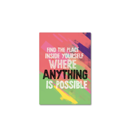 papersalt Magnet:  Find the Place Inside