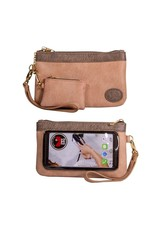 Save The Girls CC-1002JP Catchy Clutch - Just Peachy