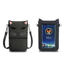Save The Girls CT-1000BL Fun Cat - Black