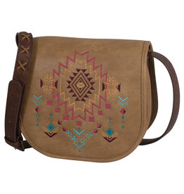 Catchfly 2012629 Catchfly Kristan Saddle Bag