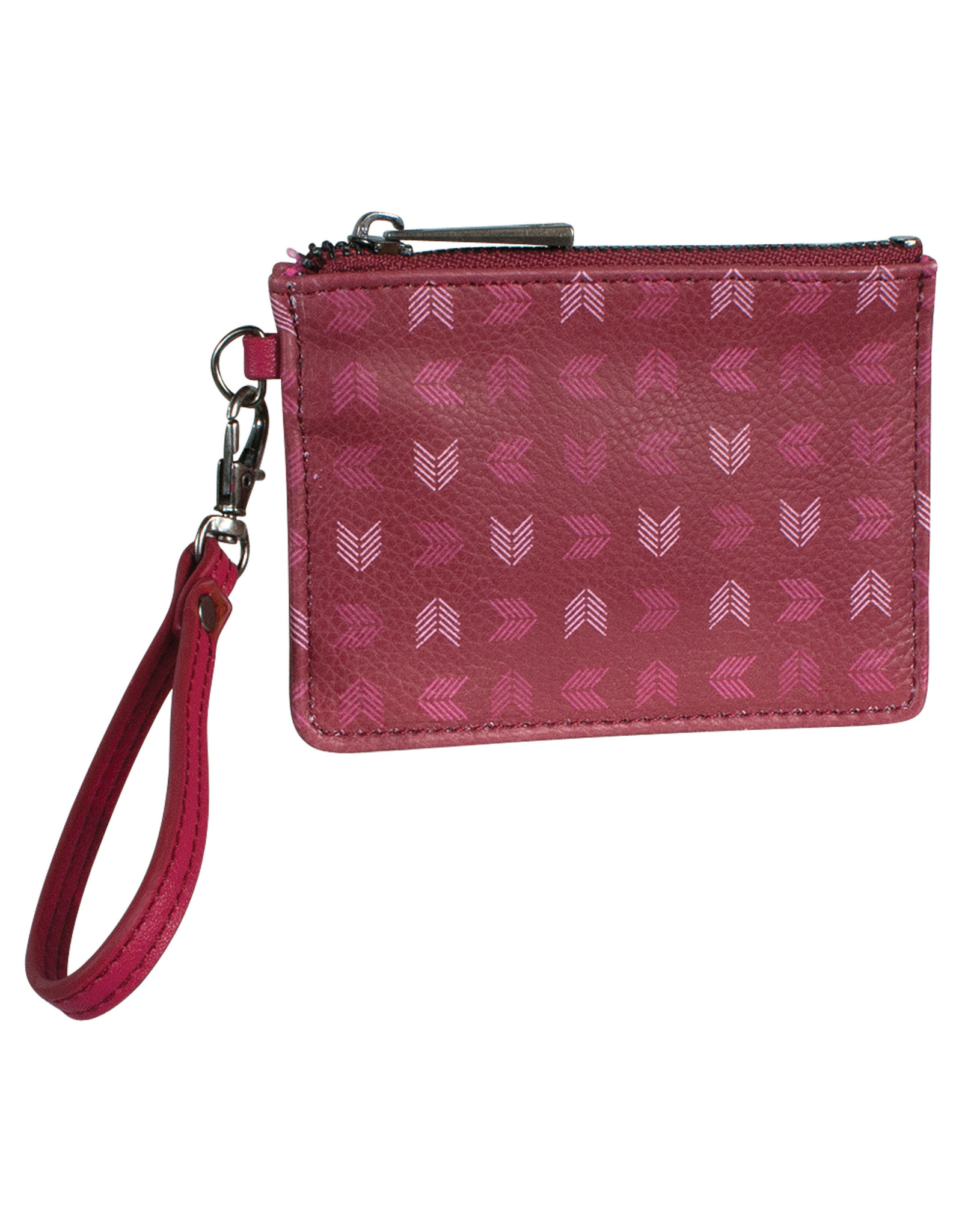 Catchfly 2035625W Catchfly Mini Wallet - Key Chevron