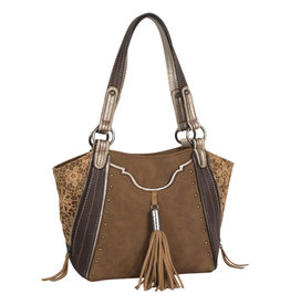 Justin 2047511 Justin Shoulder Bag - Saddle Lace