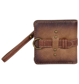 Justin 2049674W Justin Ladies Bifold Wallet - Burnished Amber
