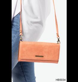 Noelle (Simply Noelle) HBN5034 Boardwalk Wallet - Coral